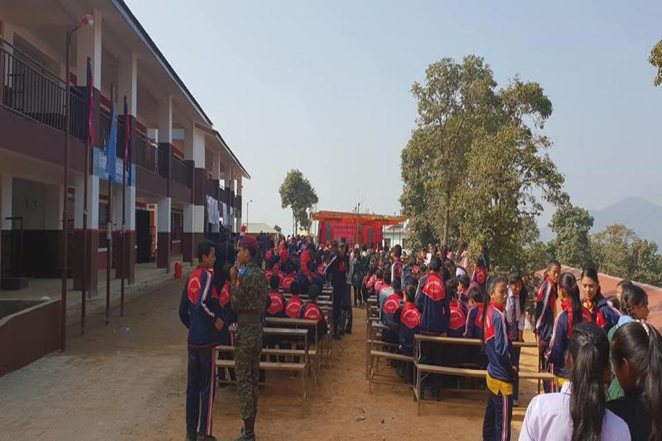 School Handover Programm