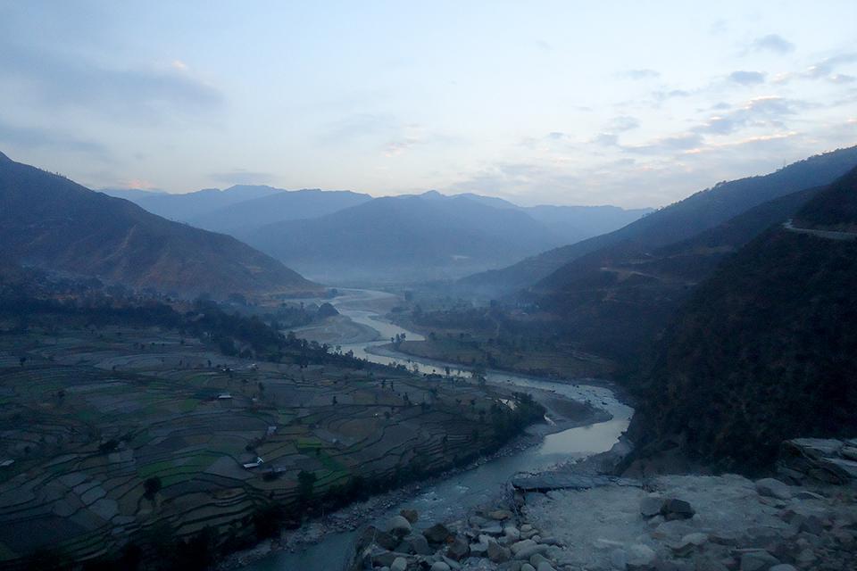RAMECHHAP,NEPAL