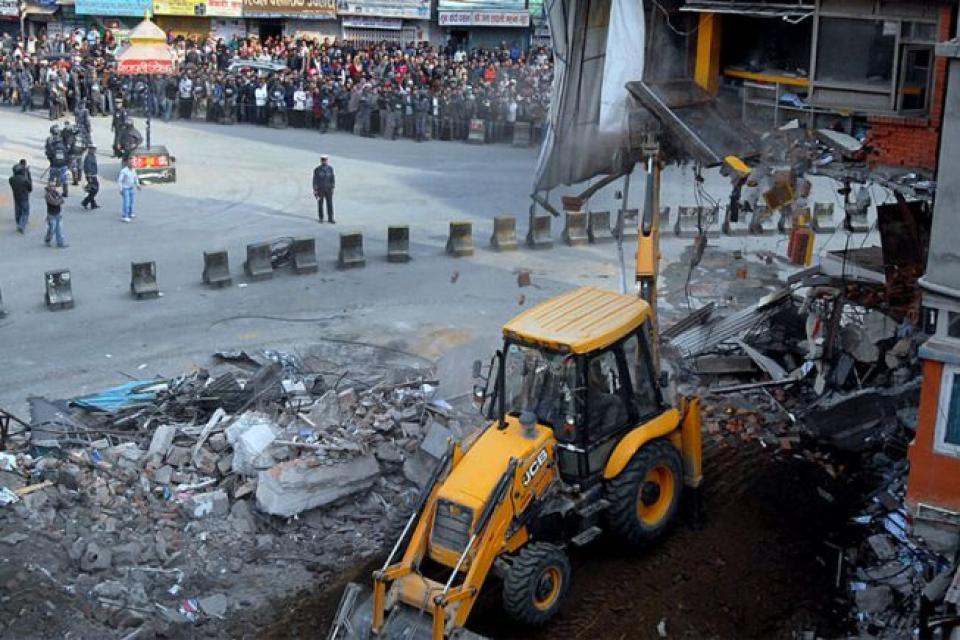 Extension of Chabhil-jorpati-Sankhu Road