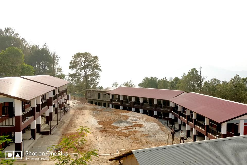 Construction of 3 School Building Complexes in Ramechhap